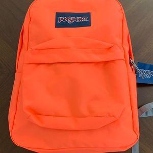 JANSPORT Superbreak Backpack - NWT